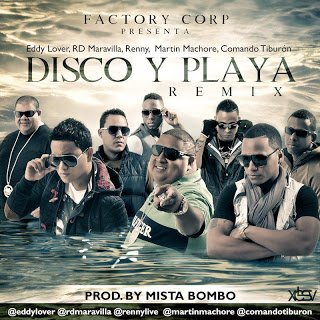REMIX DISCO Y PLAYA 2013