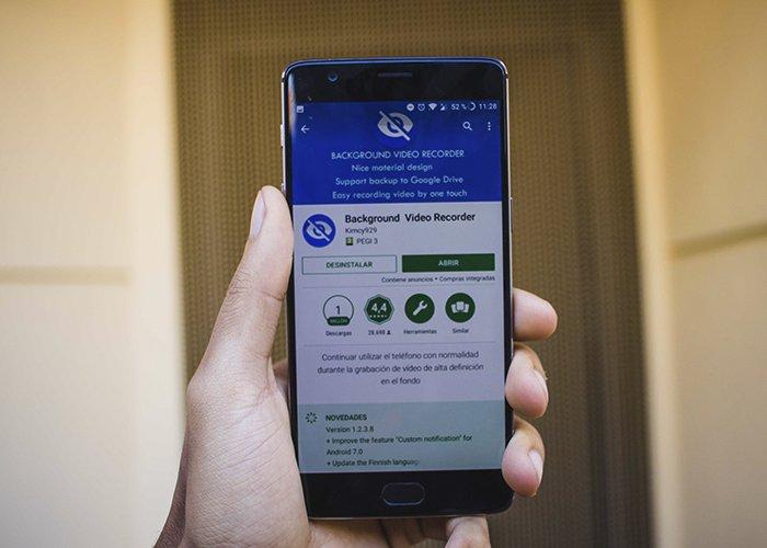 Cómo convertir tu Android en una cámara espía