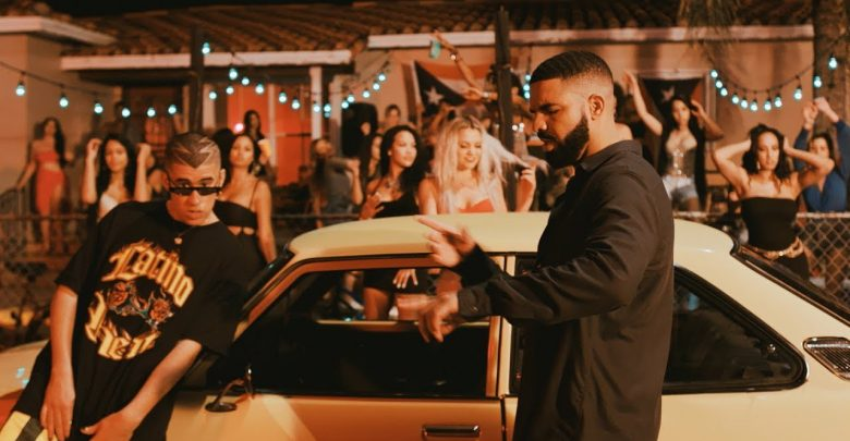 Bad Bunny feat. Drake - Mia ( Video Oficial ...